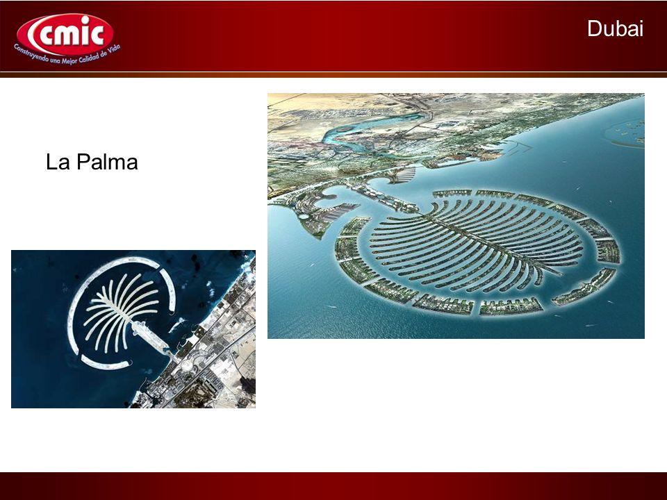 Dubai La Palma
