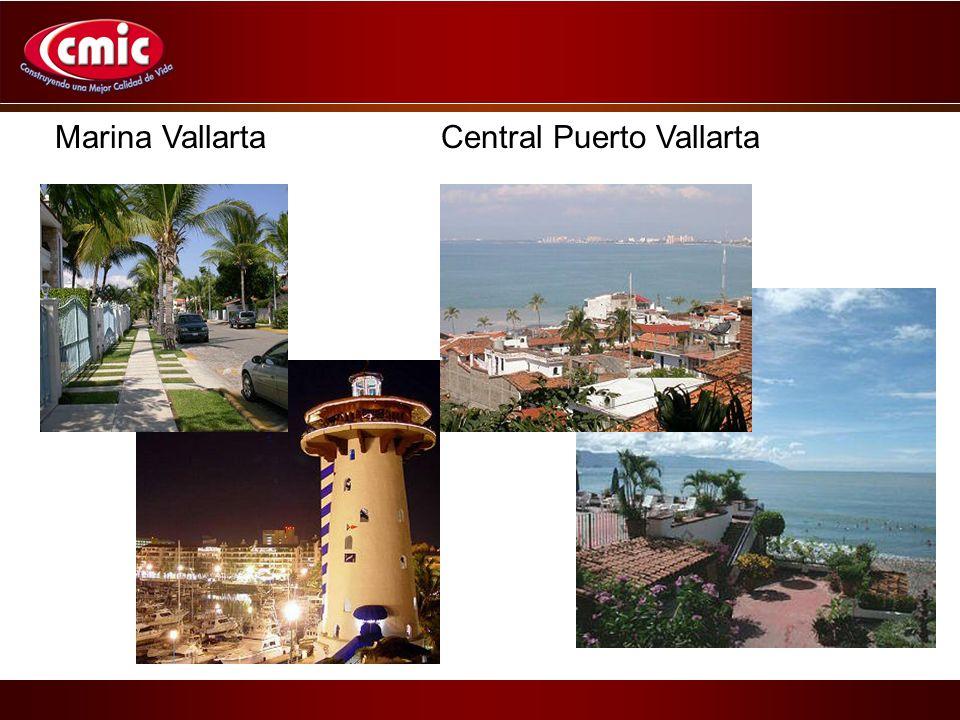 Marina VallartaCentral Puerto Vallarta
