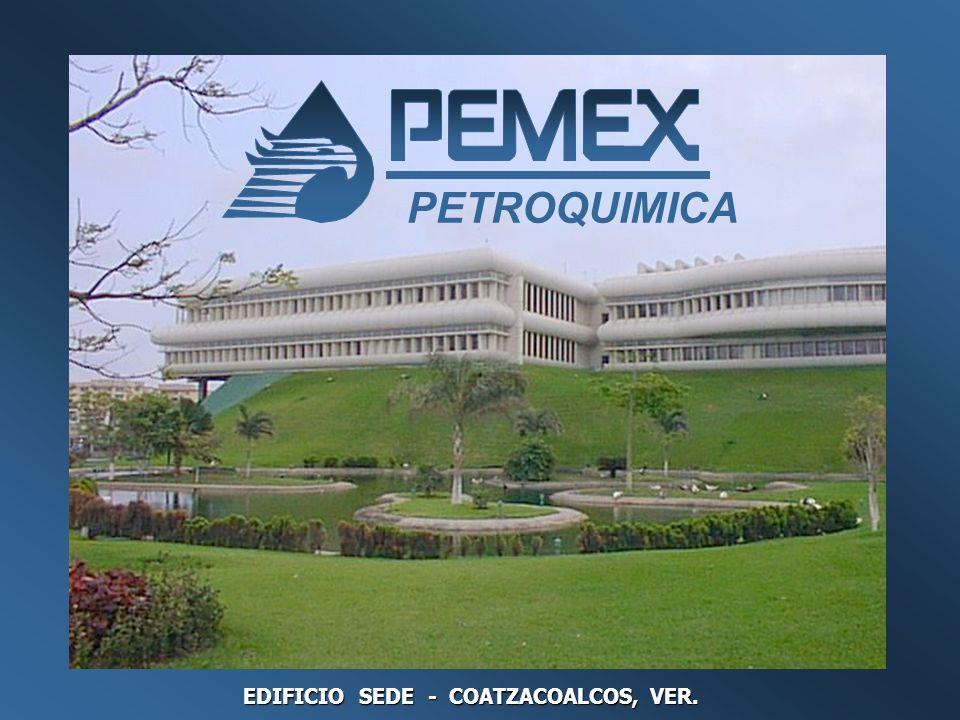PETROQUIMICA EDIFICIO SEDE - COATZACOALCOS, VER.