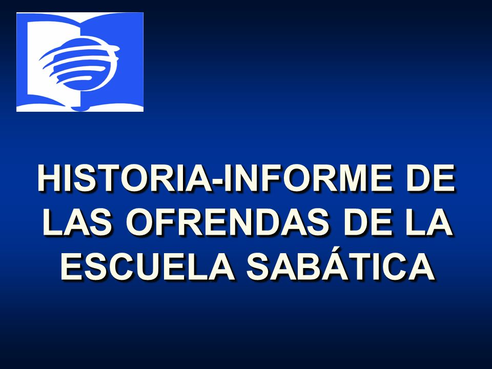 Entonces las Escuelas Sabáticas comenzaron a juntar sus ofrendas para contruir el PRIMER BARCO MISIONERO QUE LLEVO EL NOMBRE PICAIRN.