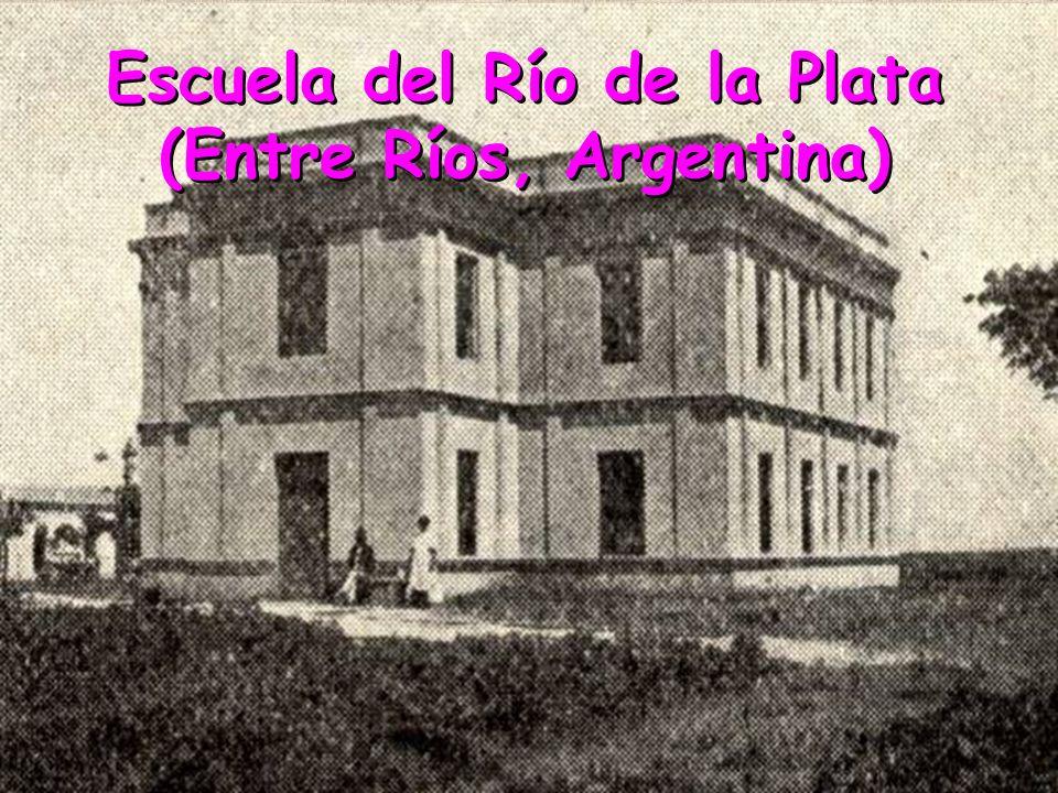 Escuela del Río de la Plata (Entre Ríos, Argentina)