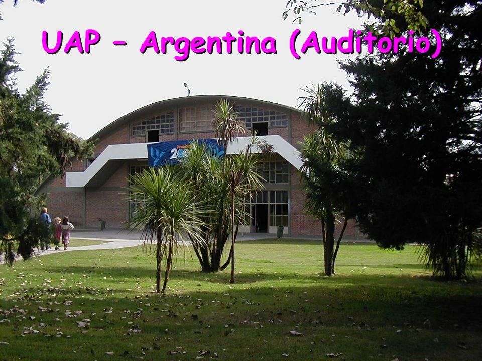 UAP – Argentina (Auditorio)