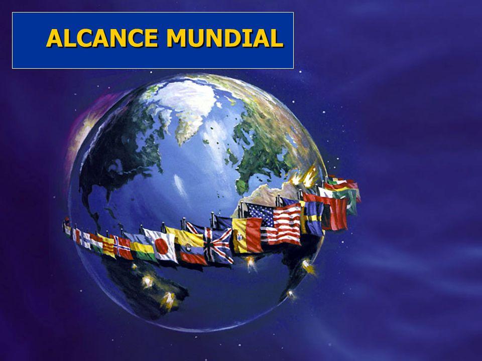 ALCANCE MUNDIAL