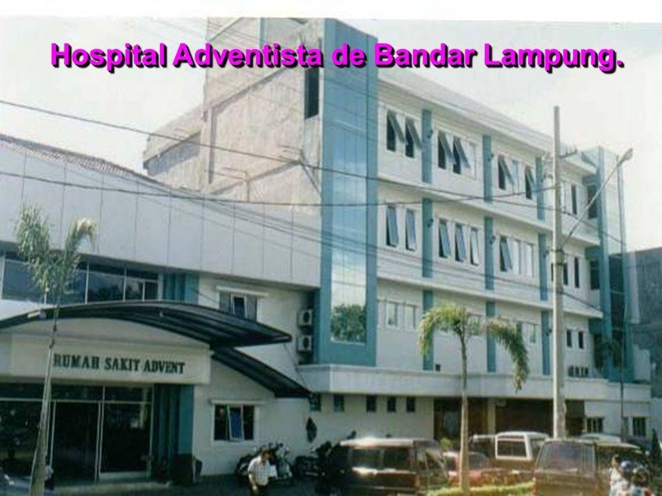Hospital Adventista de Bandar Lampung.