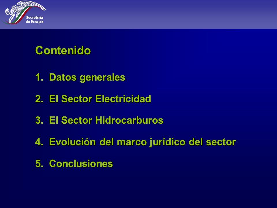 Secretaría de Energía 23 Ciclo de vida de los proyectos de exploración y producción PRODUCCIÓN TIEMPO PROMEDIO EXPLORACIÓN EXPLOTACIÓN Evaluación del potencial Incorporación de reservas y delimitación de campos DesarrolloRecuperación mejoradaOptimizaciónAbandono 010203033 Cantarell 1967197920002039 2042 Crudo Ligero Marino 1973199920102019 2022