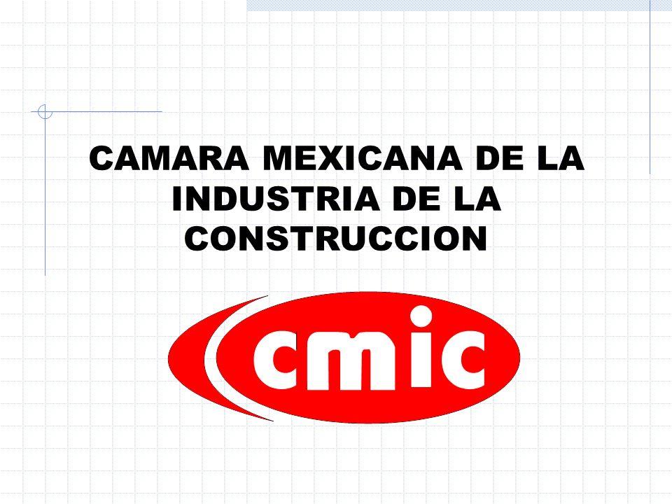 CAMARA MEXICANA DE LA INDUSTRIA DE LA CONSTRUCCION