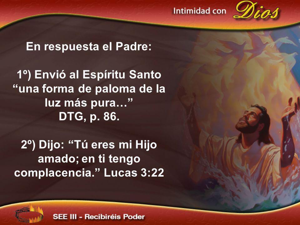 Por medio del bautismo el Espíritu Santo aplica en nosotros lo que Jesús hizo por nosotros en la cruz.