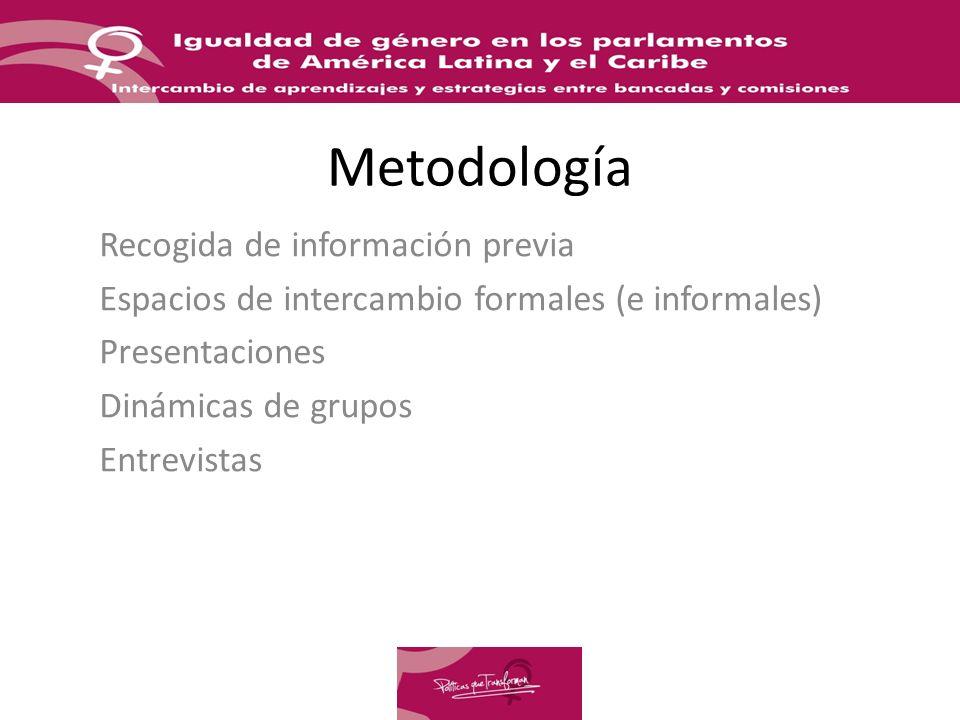 Oportunidades y riesgos Personas con amplia trayectoria, experiencias políticas, conocimiento.