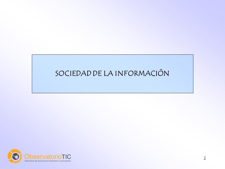 2 SOCIEDAD DE LA INFORMACIÓN