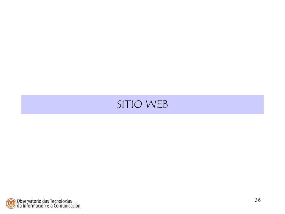 36 SITIO WEB