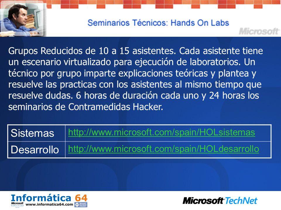 TechNews Suscripción gratuita enviando un mail: mailto:technews@informatica64.com