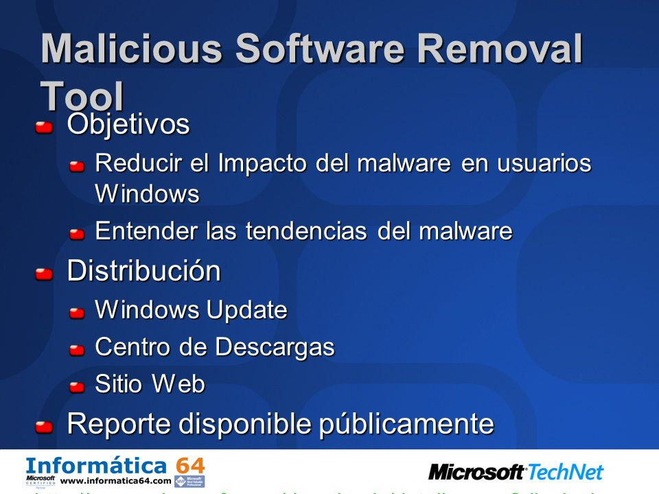 Bests Practices Fortificación estación de Trabajo Windows XP Service Pack 2 Guía de fortificación de estaciones de Windows XP (http://www.microsoft.co