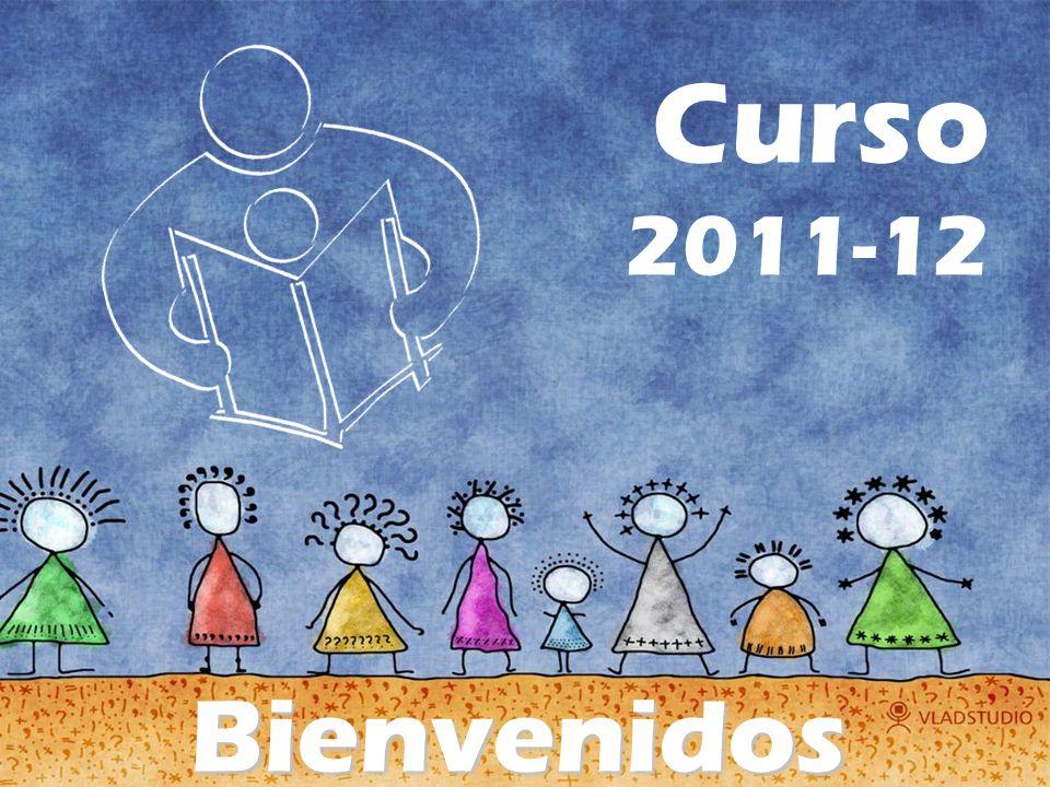 Curso 2011-12 Bienvenidos