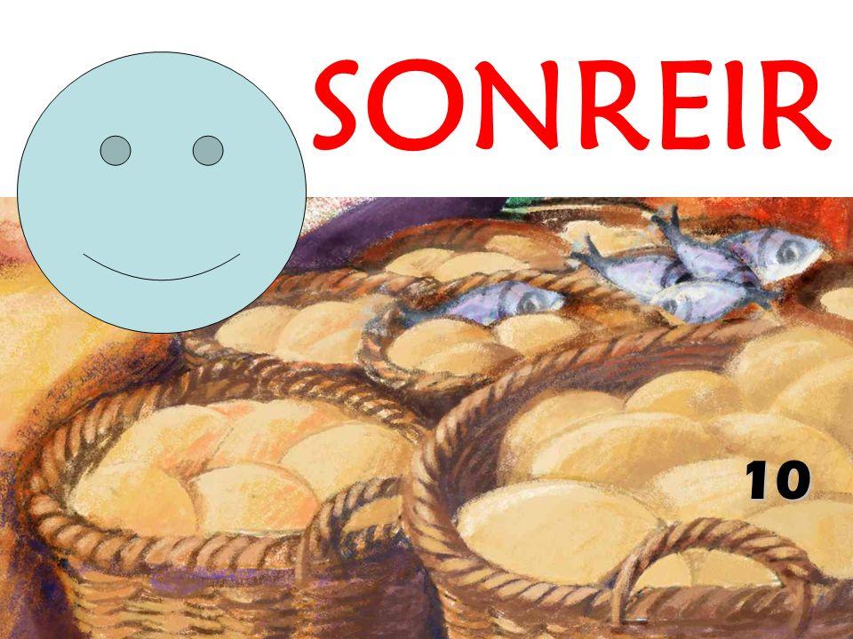 10 SONREIR