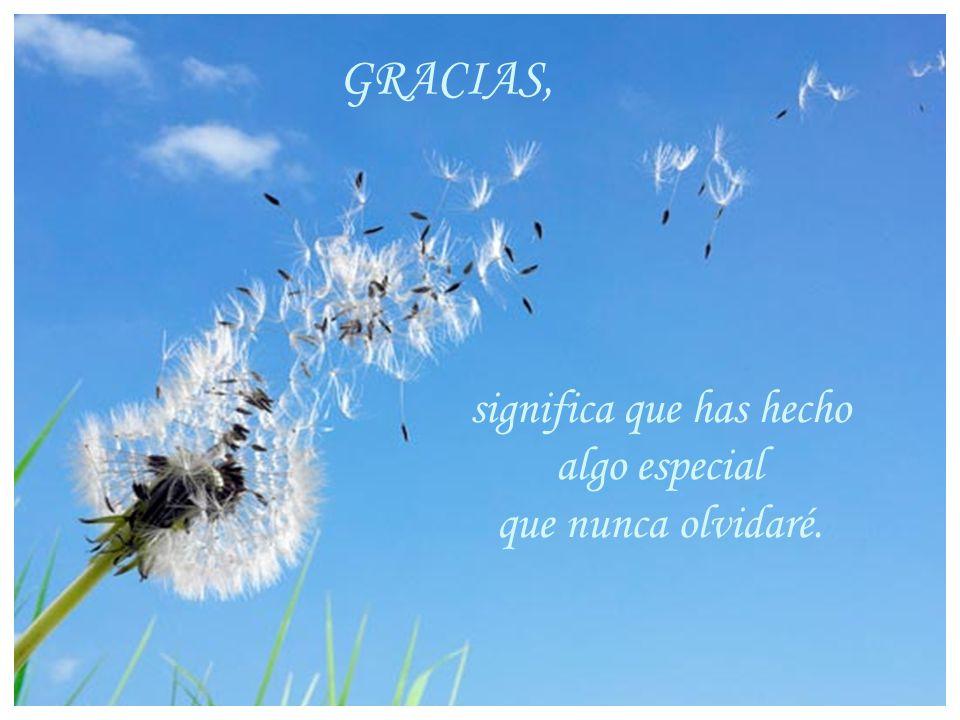 sonialilianafio@yahoo.com.ar GRACIAS, significa que no tenías que hacerlo pero te agradezco tanto que lo hicieras.