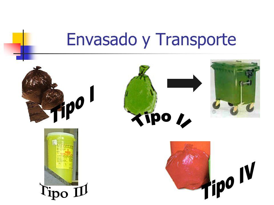 Envasado y Transporte