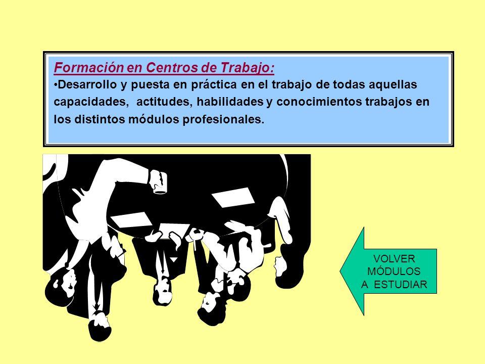 Modulo de Integración: I ntegrar, en actividades, los conocimientos tecnológicos, organiza- tivos, teóricos y prácticos, así como actitudes, habilidad