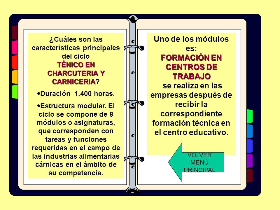 ¿Qué son los ciclos formativos? La formación Profesional Específica se organiza en Ciclos formativos de Grado Medio y de Grado Superior. Se estudian e