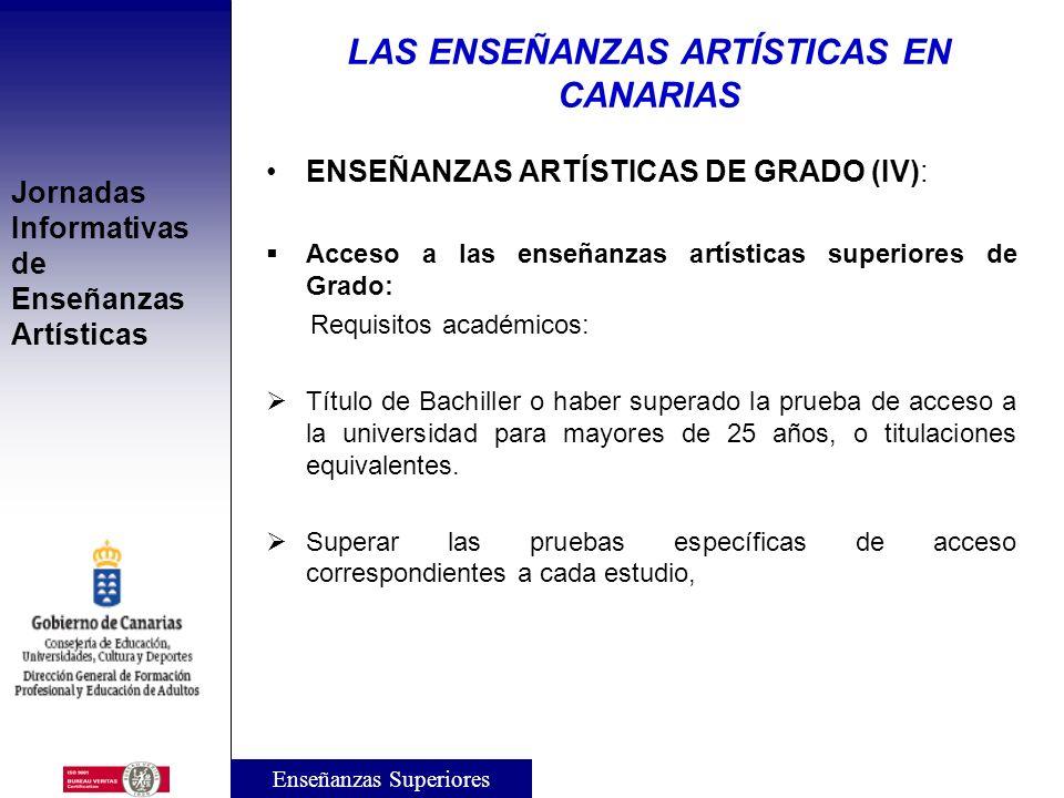 Jornadas Informativas de Enseñanzas Artísticas ENSEÑANZAS ARTÍSTICAS DE GRADO (III): Suplemento Europeo al Título: Documento oficial adjunto al Título