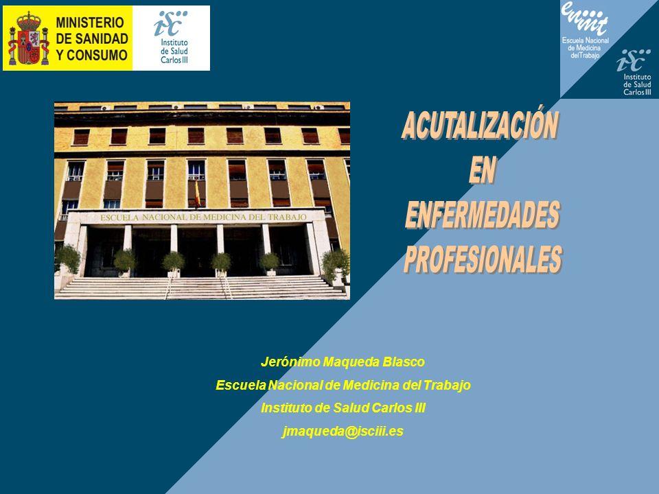 escuela nacional de medicina del trabajo: