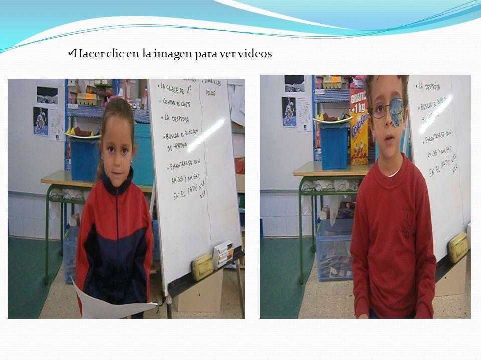 Hacer clic en la imagen para ver videos