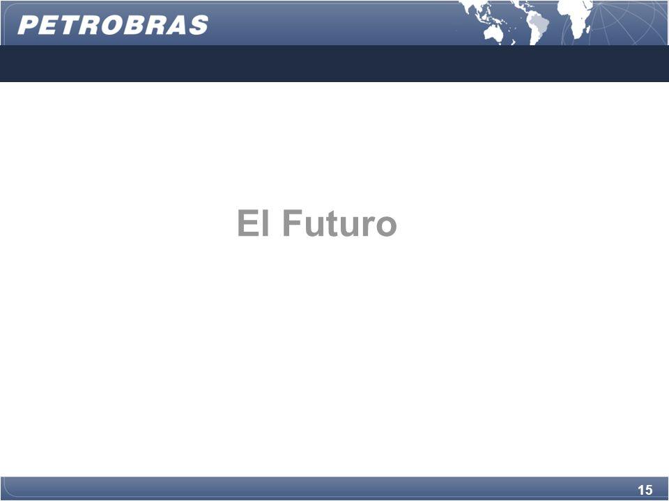15 El Futuro