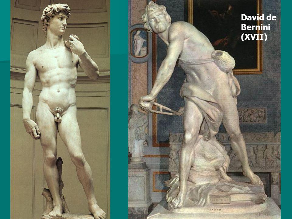 David de Bernini (XVII)