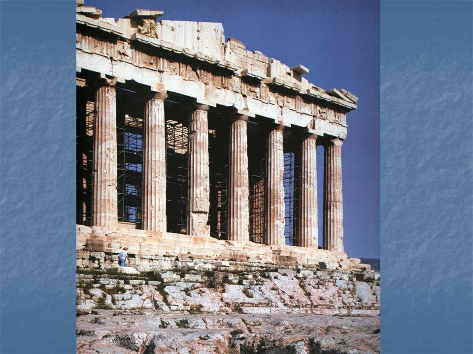Escultura crisoelefantina de Palas Atenea. Reproducciones