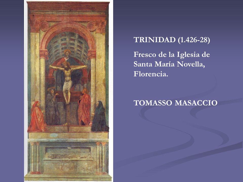 Paolo Uccello Batalla de San Romano, detalle Mantegna El tránsito de la Virgen