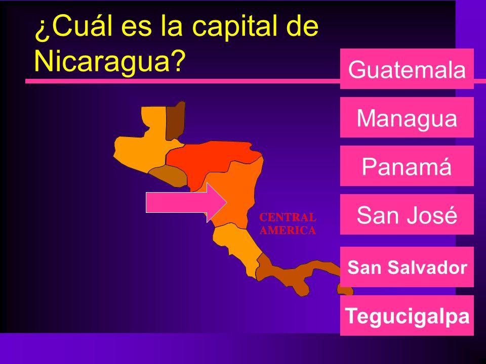¿Cuál es la capital de Panamá? Panamáfin