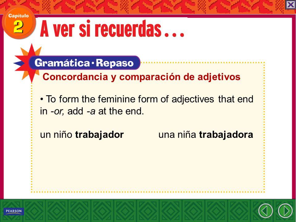 Use estar: to describe temporary characteristics, emotional states, or conditions El teatro está cerrado a esta hora.