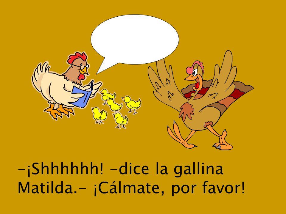 -¡TIJERAS! -grita Luis el Pavo. !!!!!!!!!!!!!!!!!!!