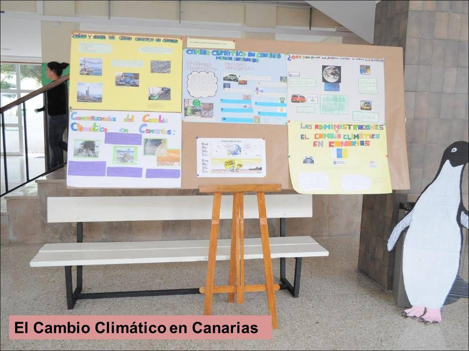 El Cambio Climático en Canarias
