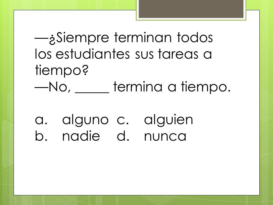 Para aprender las palabras nuevas, yo las _____ muchas veces. a.entiendoc.empiezo b.repitod.pido