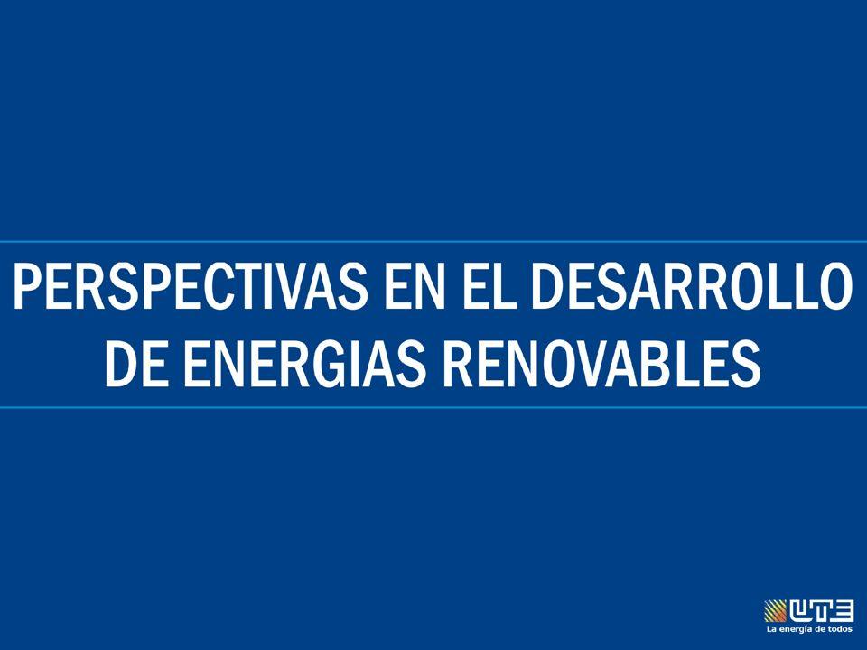 Energías renovables en el mundo La energía renovable por excelencia en el mundo es la hidroeléctrica, que tiene más de 100 años de desarrollo paralelo a los sistemas eléctricos.