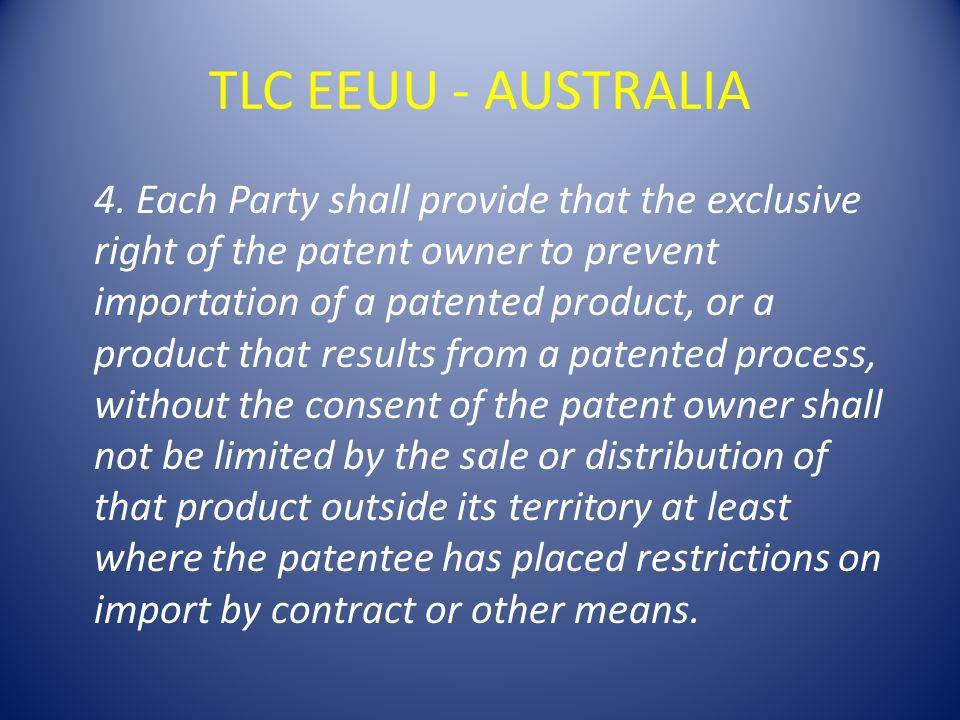 TLC EEUU - AUSTRALIA 4.