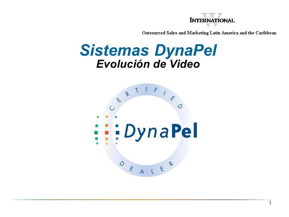 1 Sistemas DynaPel Evolución de Video 2006