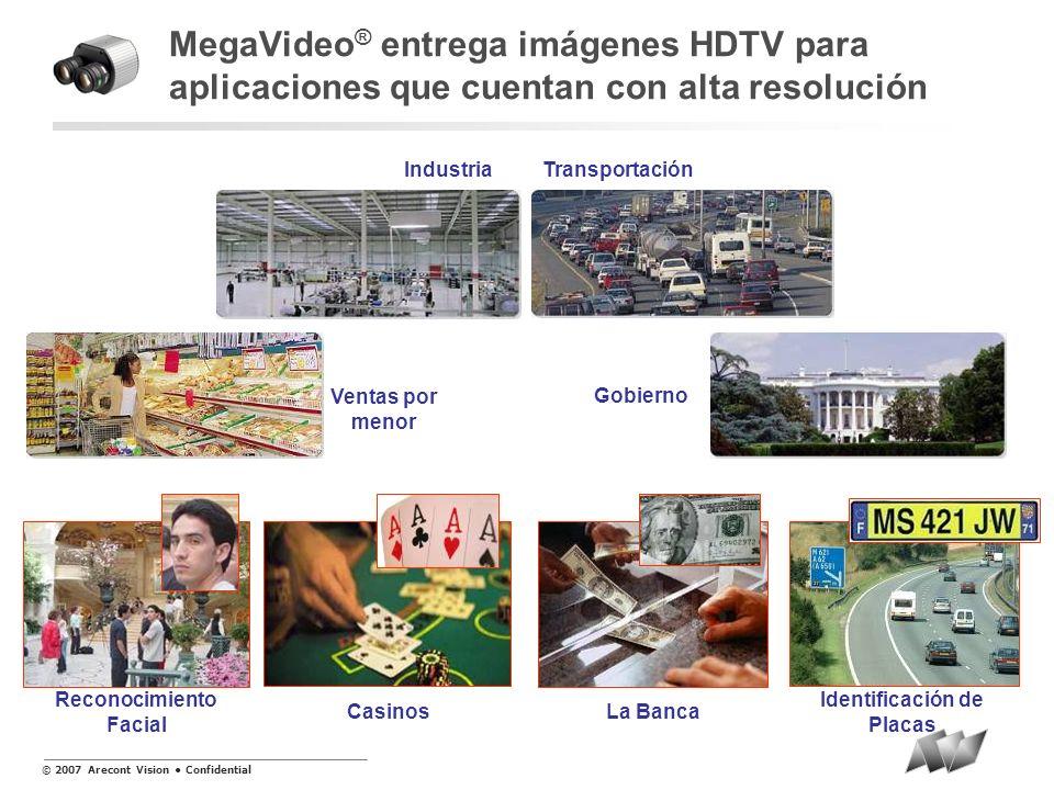 © 2007 Arecont Vision Confidential Precio para Empezar Paquete para empezar incluye: 2, 3, 5 & 8 Meg-Pixel Cámara Lente CCTV de alta calidad Computar 8 o 12mm vari focal F1.4 formato óptico de ½ AV Video Software DVR/Archivar Alimentación POE SDK (gratis) Términos y Condiciones: Incluye soporte Garantía de 12 meses Todos los precios Ex-Works Los Ángeles AV2100 o AV3100 AV3130 DayNight COD en todos los paquetes para empezar Transferencia bancaria, Cheque Corporativo No se puede devolver el paquete para empezar sin que se encuentra falla de mano de obra de la fabrica Evaluar la cámara es muy fácil.