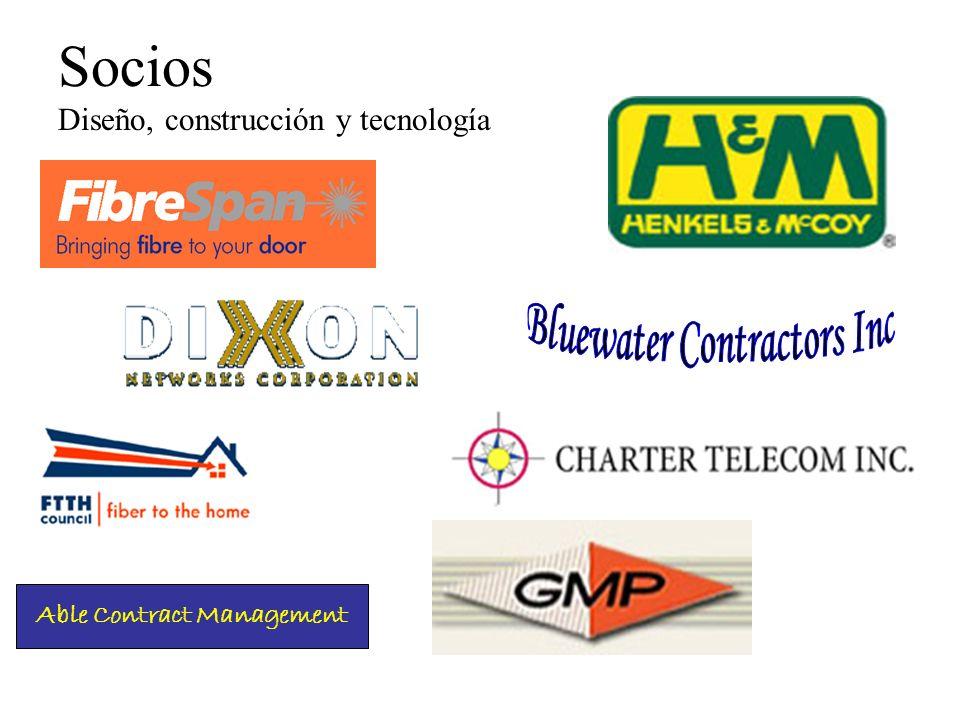Able Contract Management Socios Diseño, construcción y tecnología