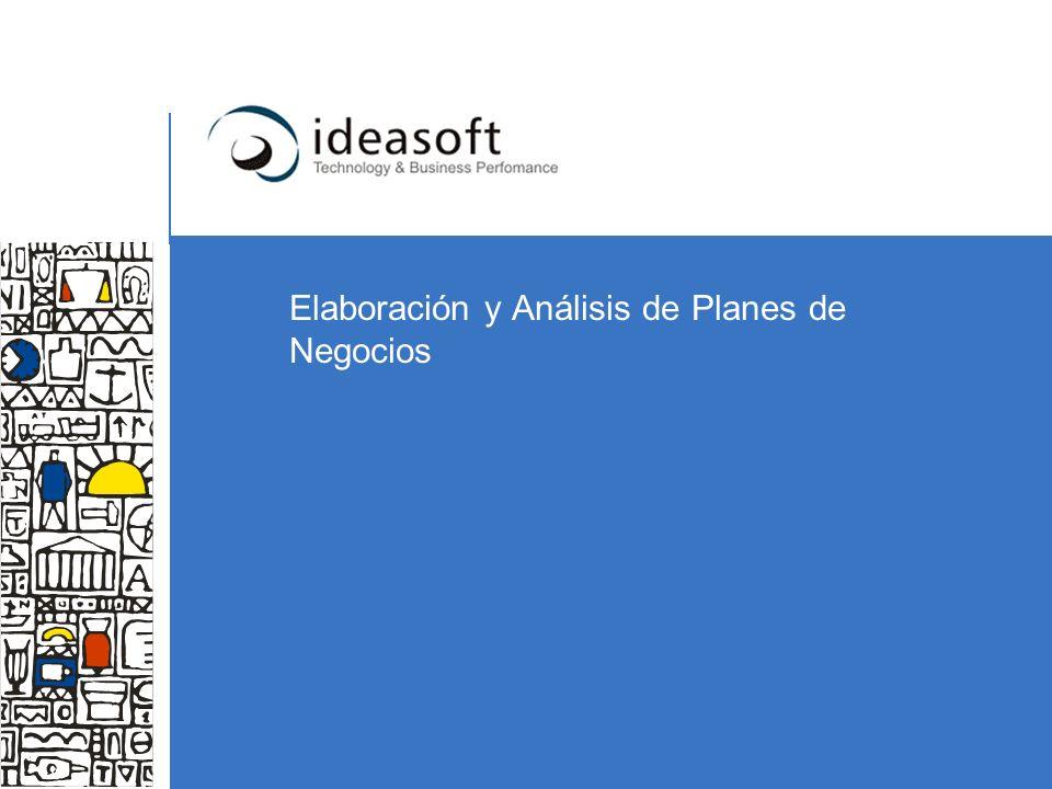 Elaboración y Análisis de Planes de Negocios