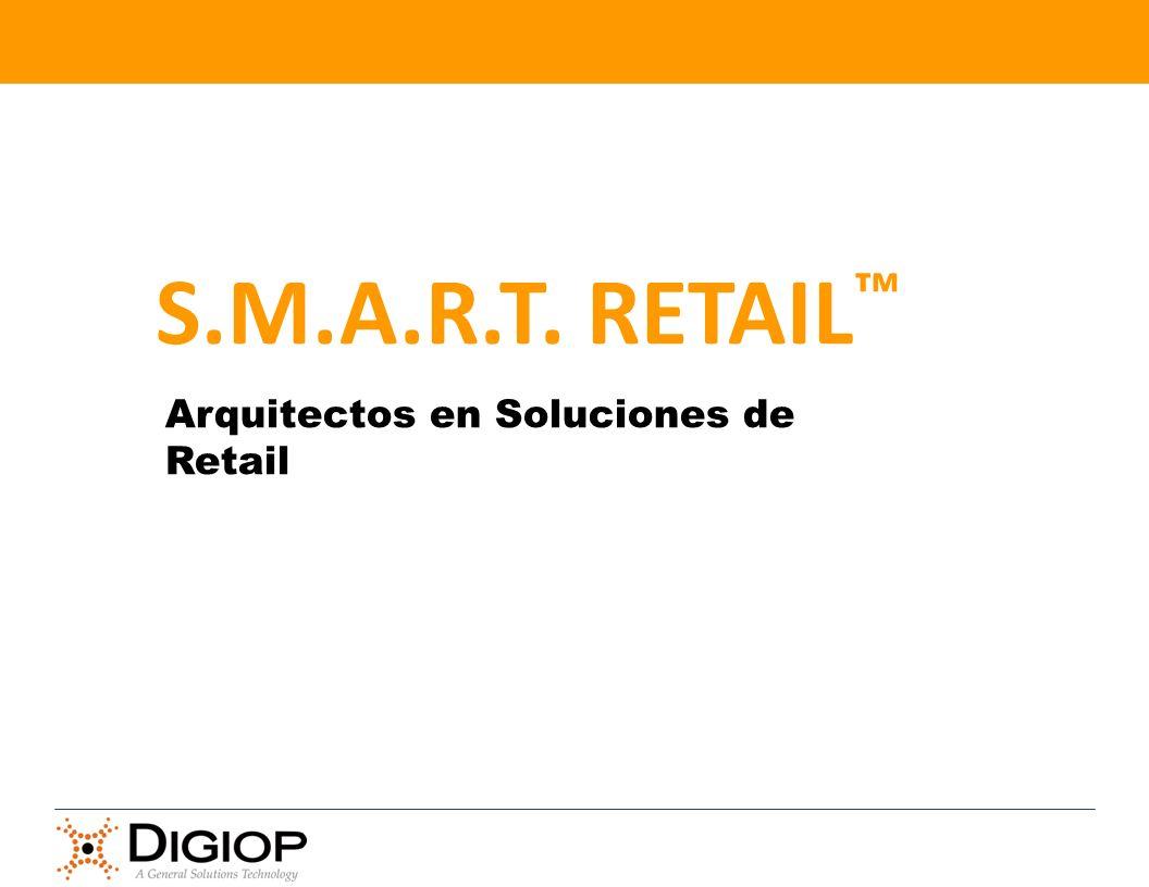 S.M.A.R.T. RETAIL Arquitectos en Soluciones de Retail