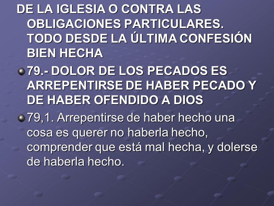 MAS FACILMENTE, DICIENDO DE TODO CORAZÓN: 84,1.