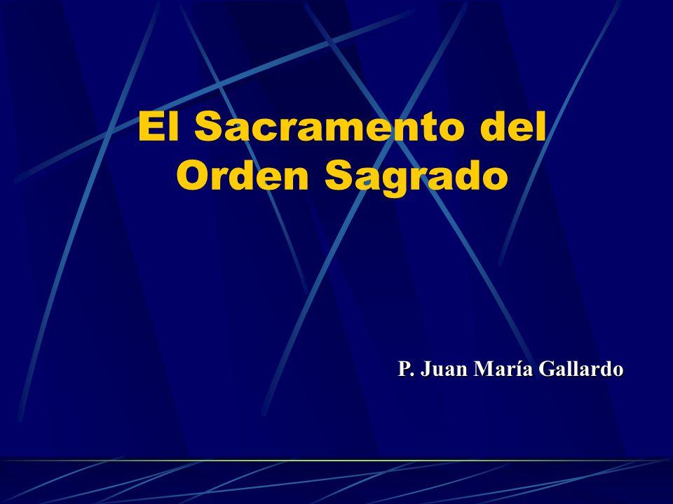 Entre los diversos ministerios que existen en la Iglesia, ocupa el primer lugar el ministerio de los obispos que son los transmisores de la semilla apostólica.