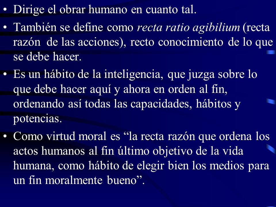 Perfecciona fundamentalmente el razonamiento moral práctico.