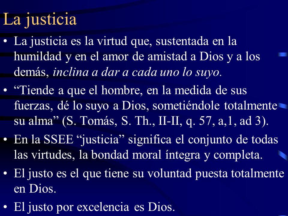Notas esenciales –a) Alteridad: se refiere siempre a otro; en sentido propio no hay deberes de justicia con uno mismo.