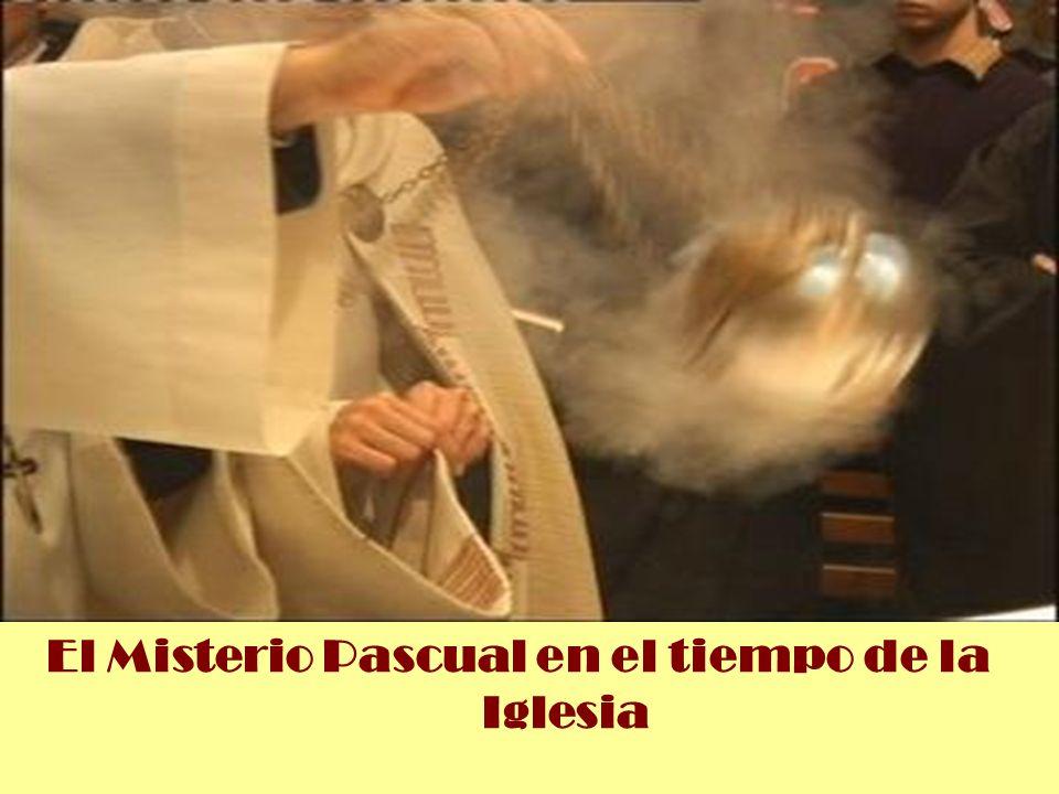 El Misterio Pascual en el tiempo de la Iglesia