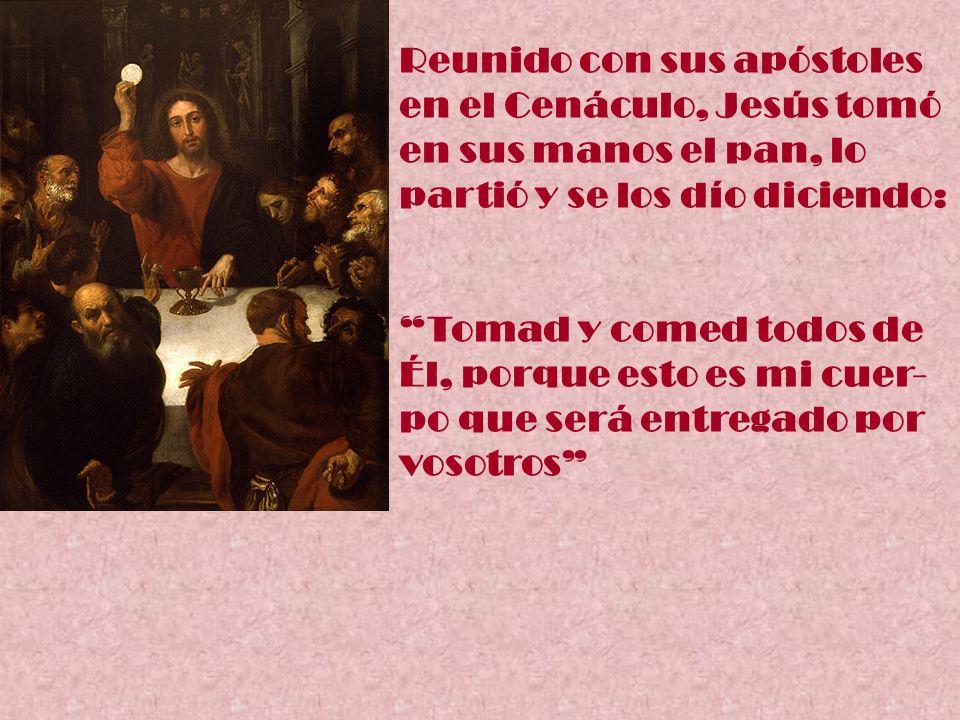 La Iglesia recomienda a los fieles que participan de la Santa Misa recibir también la comunión.