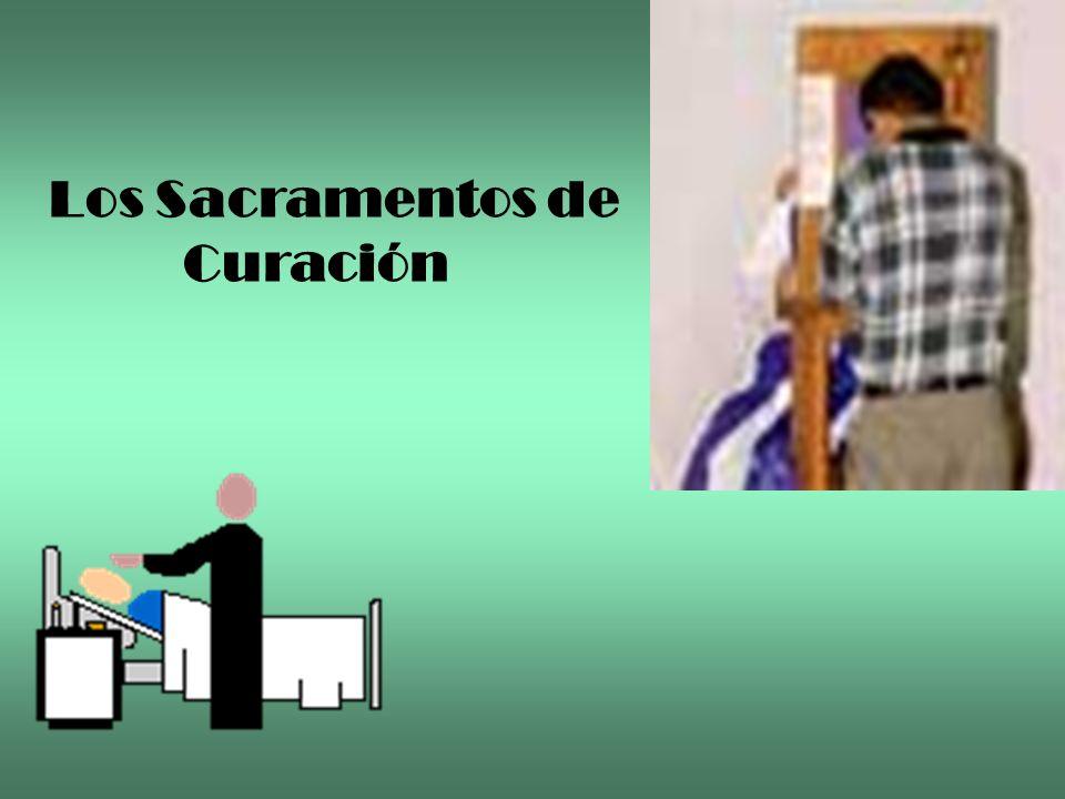 Cristo, médico del alma y del cuerpo, instituyó los Sacramentos de la Peni- tencia y de la Unción de los enfermos, para forta- lecer y recuperar la vida cristiana que nos fue da- da en los Sacramentos de la iniciación cristiana.