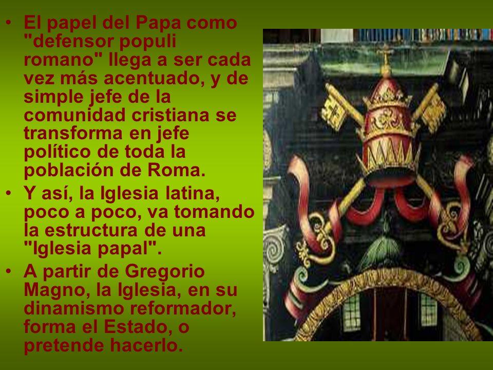 El papel del Papa como