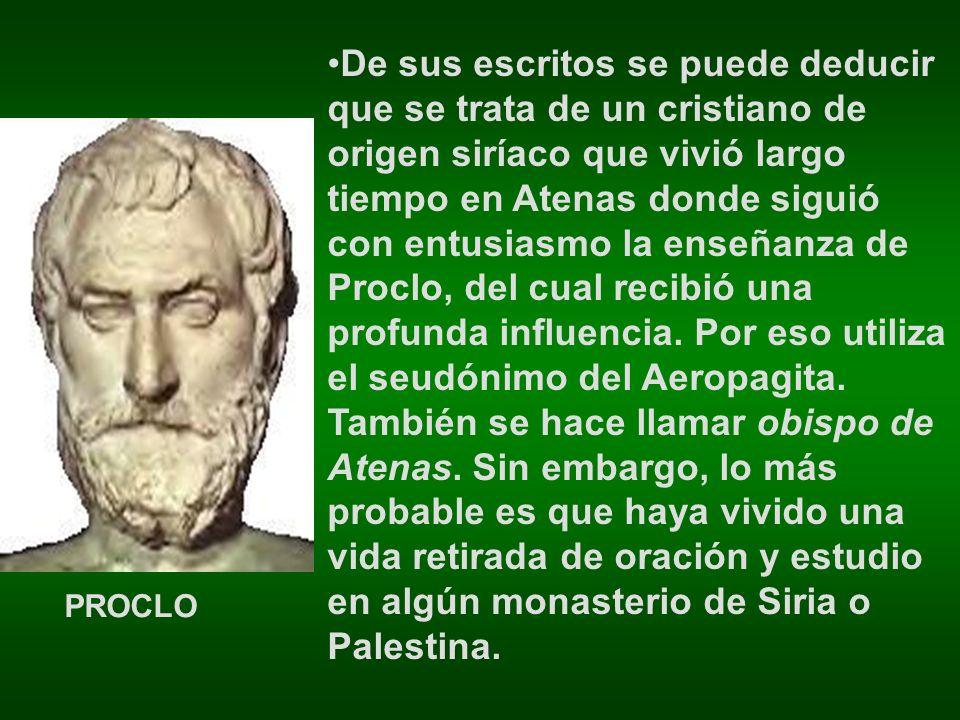 De sus escritos se puede deducir que se trata de un cristiano de origen siríaco que vivió largo tiempo en Atenas donde siguió con entusiasmo la enseña